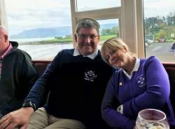 Mr Captain & Mrs Captain - Mixed Foursomes Ringers 20/5/18