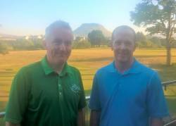 Glenariffe Cup Final: Mark McCambridge won against Henry McAlister