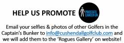 Email Photos to info@cushendallgolfclub.com