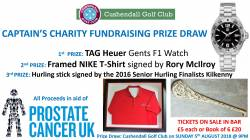 Captain's Charity Fundraising Prize Draw