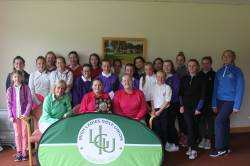 ILGU Ulster District Girls' Foursomes