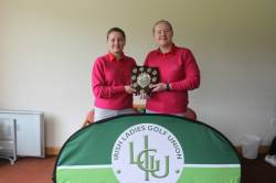 WINNERS -Naomi Foster & Amy Kelly - Massereene