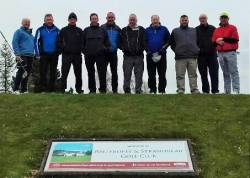 Cushendall All Ireland 4Ball team 14/4/19 win at Ballybofey & Stranorlar Golf Club