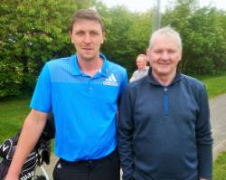 Conall Scullion & Paul Delargy - Jimmy Bruen v Kilrea @ Allen park 23/5/19