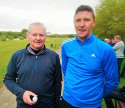 Paul Delargy & Conall Scullion - Jimmy Bruen @ Allen park 5/5/19