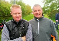 Donough McNaughton & Joe O'Neill - Jimmy Bruen @ Allen park 5/5/19
