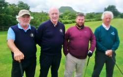 All Ireland Fourball team v Co.Cavan GC 30/6/19