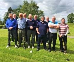 All Ireland Fourball team v Co.Cavan GC 16/6/19