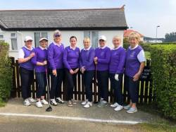 Junior Foursomes @ RCD - April 2019