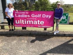 Ladies Open Day proudly sponsored by exclusive ladies boutique 'Ultimate in Fashion'