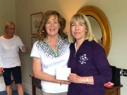 Winner - Lady Vice Captain Siobhan