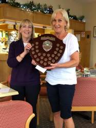 Lady Masters WINNER - Kathryn Wheeler