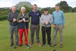 On the Tee - Sean O'Boyle - Terry Kernaghan - Brian Surplus - Brian McManus