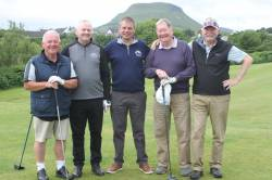 On the Tee -Tony Swail - Paul Delargy - Jim Kearney - Donal Lynn