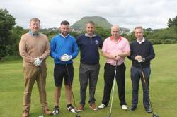 On the Tee - Conor McCarthy - John Gore - David Morgan - Hugh McManus