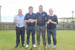 On the Tee - Charlie Gallagher - Colm McGlade - Charlie McCurry
