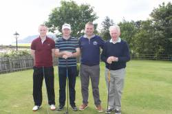 On the Tee - Conan McToal - Martin McKeegan - Willie Blaney