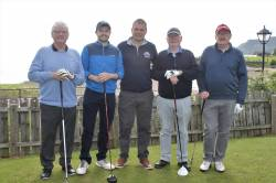 On the Tee - John O'Loan - Kevin McDonnell - Tom Naughton  -  Paul Monaghan