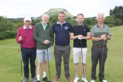 On the Tee - Seamus Carey - Eamon O 'Loan - David Gore - Nigel O'Boyle