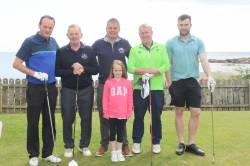 On the Tee - John McCaughan - Malachy Delargy - Danny McAlister - Colin Hayden