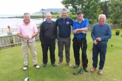 On the Tee - Soddy O'Hara - Seamus McKillop - Vincent Agnew - Niall Wheeler