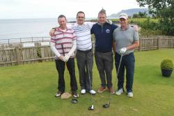 On the Tee - Eamon McKeegan - Alastair O'Neill - Michael McManus