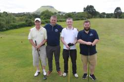 On the Tee - Dan McKeegan - Conor Naughton - Colum Thompson