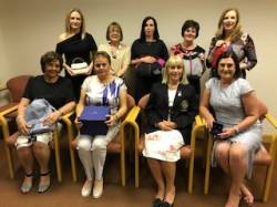 Lady Captain's Prize Winners 2019