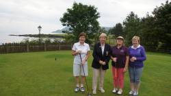 On the Tee - Anne Harvey, Margaret O'Hara, Cathy McKillop