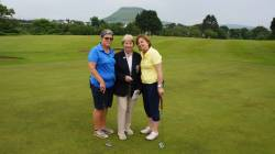 On the Green! - Paddy Rea, Anne Higgins