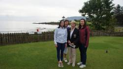 On the Tee - Orla O'Neill, Bronagh Wheeler, Barbara McCann