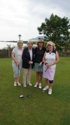 On the Tee - Jacqui Burns, Colette O'Hagan, Amelia McCarthy
