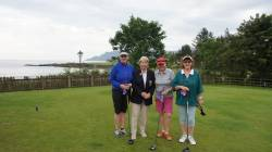 On the Tee - Sara McKeegan, Andrea McAlister, Emilie Maguire