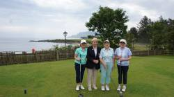 On the Tee - Christine McSparran, Christine Blaney, Kathleen McManus