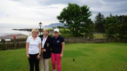 On the Tee - Roisin Darragh, Joanne McCambridge