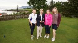 On the Tee - Tara McCambrige, Orlagh O'Hara, Tierna Elliot