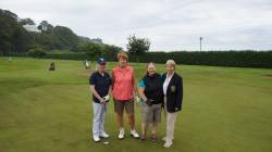 Kate McAlister, Maureen Barrett, Patricia O'Brien
