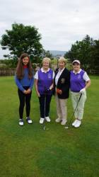 On the Tee - Ella Fox, Eveleen McCurry, Bernie Jamison