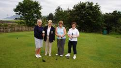 On the Tee - Noelle Macaulay, Rosemary Aitkenhead, Anne McNaughton