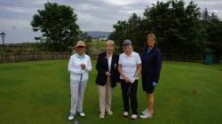 On the Tee - Ann Delargy, Frances Swail & Julianna Jemphrey