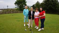 On the Tee - Guests Maura Henry, Pat McCoy, Elaine Fox