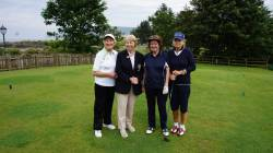 On the Tee - Colette Delargy. Mary English, Sheila Rainey