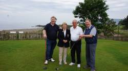 On the Tee - Andrew Kearney, JJ Burke, Jim Kearney