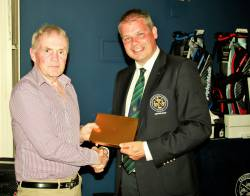 Get Into Golf Winner: Gerard Scally
