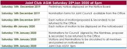 JOINT AGM 2020