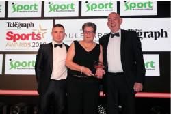Belfast Telegraph's Local Heroes Award 2019 Winner Paddy Rea