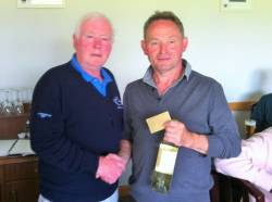 Ballycastle 18/5/16 - 2nd Pat McToal 38pts