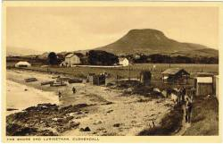 Cushendall Beach & Lurig Mountain