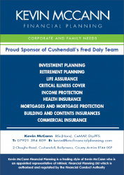 Fred Daly Team Sponsored by Kevin McCann Financial Planning