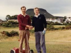 Phil Jamison v Harry McAlister (Overall Winner)